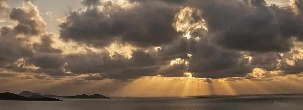 Grandes momentos en el Mar Menor.